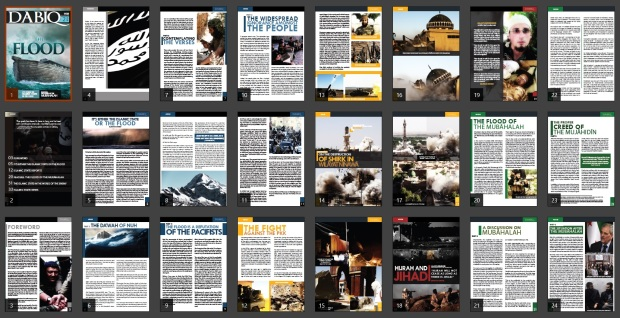 Dabiq Issue 2 Spread