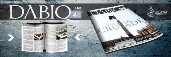 Dabiq Magazine Issue 4