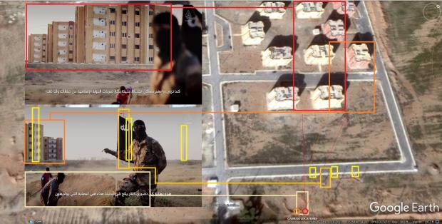 abu rudwan mass execution geolocated to division 17 base1 - angle 1
